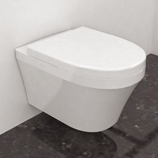 New product q wall hung pan candana for Studio bagno q toilet suite