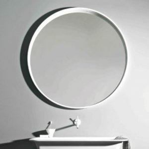 Morphing Mirror with Metal Frame