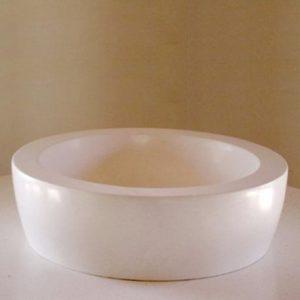 Large Round Vessel