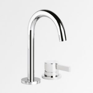 City Que Basin Mixer Set
