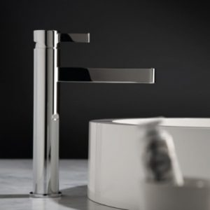 City Que Tall Basin Mixer