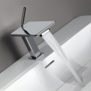 iSpa Waterfall Basin Mixer