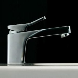 Soft Basin Mixer