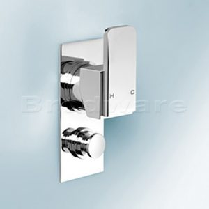 SQ75 Inwall Diverter Mixer