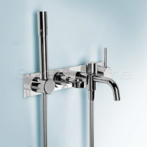 City Stik Wall Bath Set