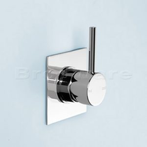 City Stik Wall Mixer + Plate