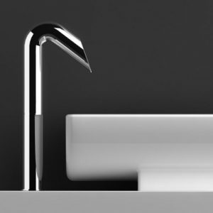 Only-One Tall Basin Mixer