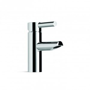 City Plus 'D' Lever Basin Mixer With Straight Spout
