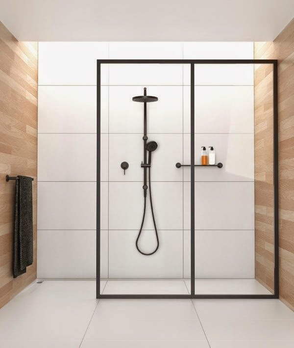 Framed Shower Screens Candana