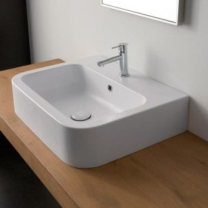 Next 60 Wall Basin