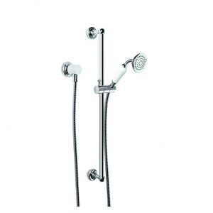 Neu England Handshower on Rail