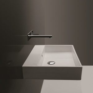 Unlimited 60 Wall Basin