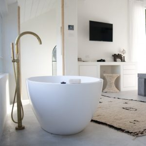 Mojo Oval Bath 1500