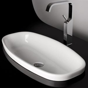 Lago 75 Drop-in Basin