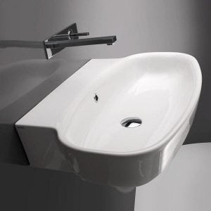 Lago 75 Wall Basin