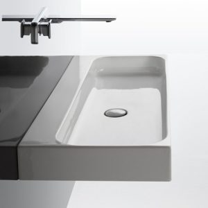 Unit 120 Wall Basin