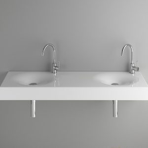 Bowl Double Wall Basin