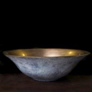 Bronze Round w/ Lip