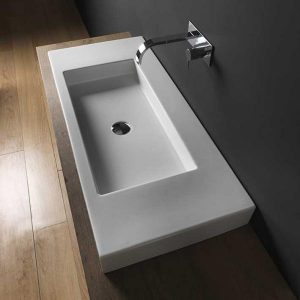 Cult 100 Wall Basin