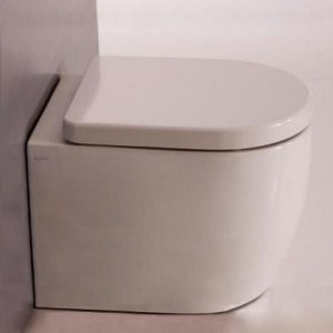 Flo Floorstanding Pan