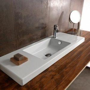 Tecla 1000 Vanity Basin