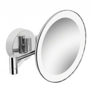 Universal Mirror w/ Light