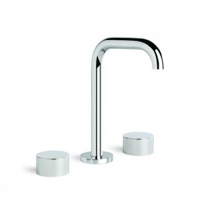 Halo Basin Set, Square Spout