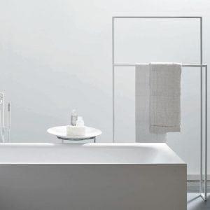 Morphing Freestanding Towel Rail