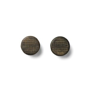 Norm Knobs, Dark Oak
