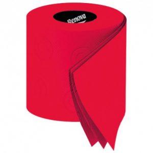 Renova toilet paper