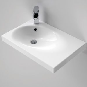 Contura Freeform Wall Basin