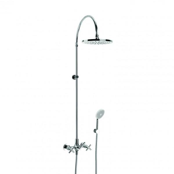 City Plus Exposed Shower Set