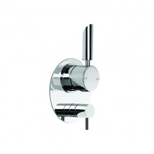 City Lever Divertor Mixer