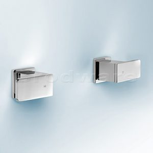 SQ75 Wall Taps (Pair)