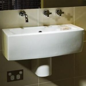 Lucid 550mm Wall Basin