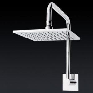 300 Square Shower