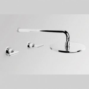 City Lever Shower Set