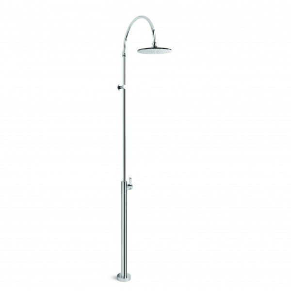 City Que Shower Set Floor Mounted