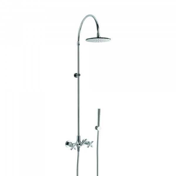 City Que Exposed Shower Set