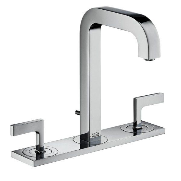 Axor Citterio Basin Set w/ Plate