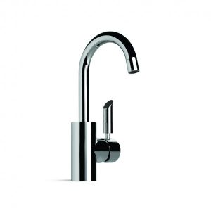 City Plus 'B' Lever Basin Mixer With 130mm Swivel Spout