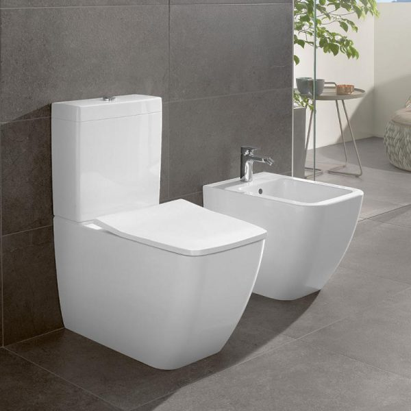 Venticello Wall Faced Bidet
