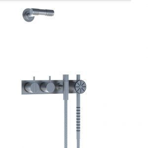 Vola 2474S-081D Shower Mixer