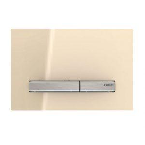 Sigma50 Flush Button- Sand