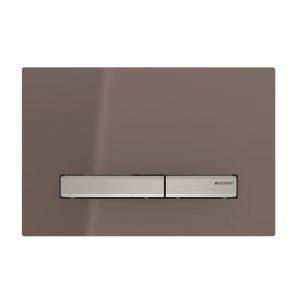 Sigma50 Flush Button- Umbra