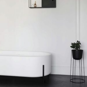 Stand Bath by Norm Architects