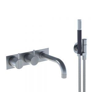 Vola 2413CK-071 Bath Mixer