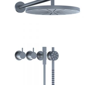 Vola 2471S-061 Shower Mixer