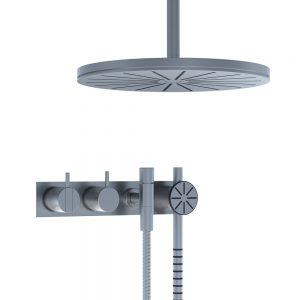 Vola 2474S-061A Shower Mixer