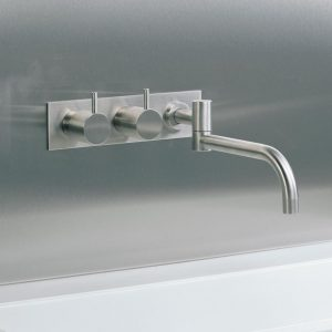 Vola 633K Basin Mixer w/ Plate